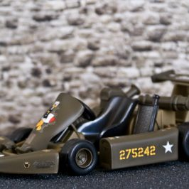 U.S Air Force kart